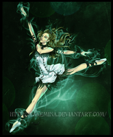 The Dead Dancer by takemina