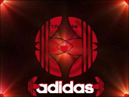 Adidas love by hedgiee