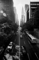 New York City XXV by DanielJButler