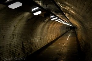 Greenwich Tunnel by CNield81