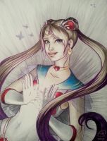 Sailor Moon by trinly