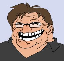 The Gaben by VGCScott