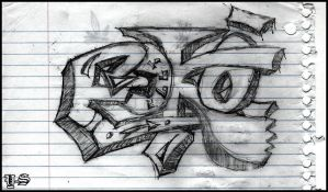 Ecko by Y--S