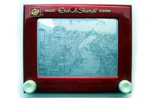 NYC Etch by bryanetch