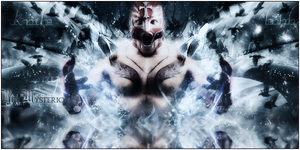 Rey Mysterio is Power by JamiroKnight
