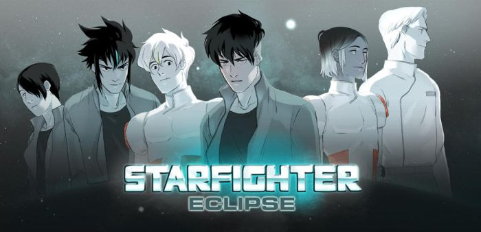 STARFIGHTER: ECLIPSE IS OUT NOW by HamletMachine