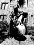 The Doublebassist by Cellopuddin