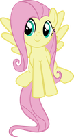 I LOVE FLUTTERSHY by hadafifi
