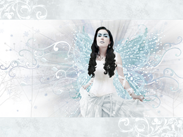 The Ice Queen by linaceae