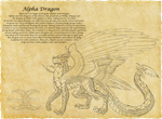A Field Guide to Hillys: Alpha Dragon by SerenaElric