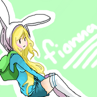 Fionna by Myssinee