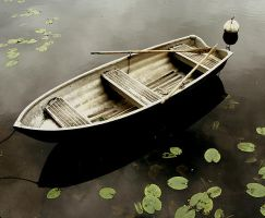 The best boat by Mossan