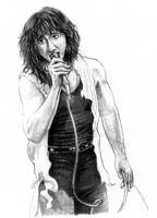 Steve Perry ^7^ Raised on Radio era by SnowKITT