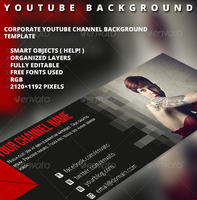 Youtube Background Vol.2 by Ruthgschultz
