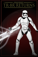 The TR-8R Returns by EandPi233