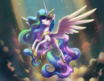 Ray of Light by NadnerbD