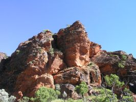 Red Rock by Kat285