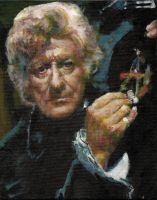 Third Doctor by ApeSpacer