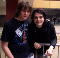 Gerard and Me by WildEyedBoy89