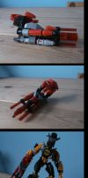 bionicle: the pillager by CASETHEFACE