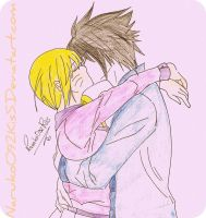Kiss Naruko x Sasuke .. by NarukoO92KisS