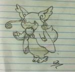 Mega Audino by abdiel13