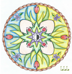 Springfeast mandala by LoveLiveLilith