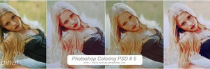 PSD Coloring 5 by FATIGUELESS