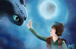 Forbidden Friendship- HTTYD by GDSCorinne