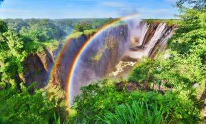 A View of Victoria Falls by ThatArtisticMofo