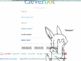 Cleverbot, fail by SesshaXIII
