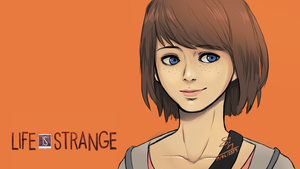 Life is strange - Max Caulfield by 8Msin