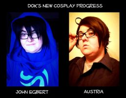 Dok - Cosplay Progress by GoodDokCosplay