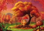 Autumn by Tooshtoosh