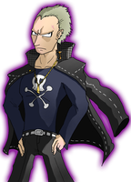 Kanji PNG by Derede