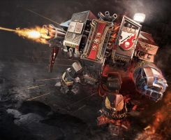 Dreadnought by Shinybinary