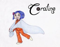 Coraline by Yeldarb86