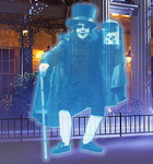 Halloween 2014: The Hatbox Ghost by ZoraCatone