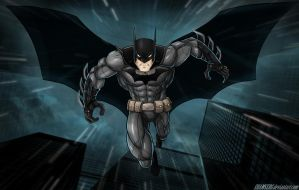 Batman!!! by shamserg