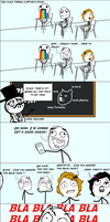 Back Page (Rage Comic 16) by 1RageComic1