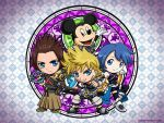 Chibi KH: Birth by Sleep by J8d