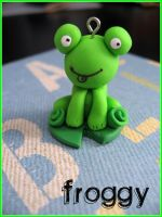 Froggy by cupcakecutiefriends