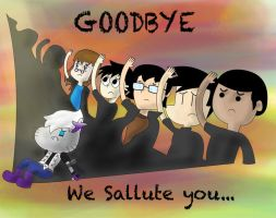Goodbye by KuddlyFatality