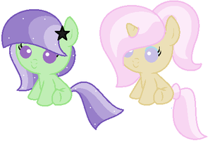 Mlp Adopts- CLOSED by Sky-Winds
