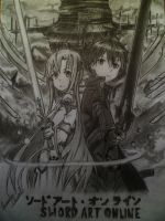 Sword Art Online by WOWlightning