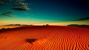Red Sand by Arty-eyes