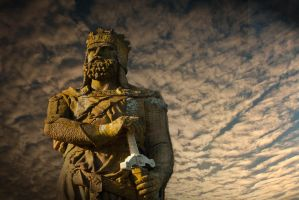 King Robert the Bruce by SnapperRod
