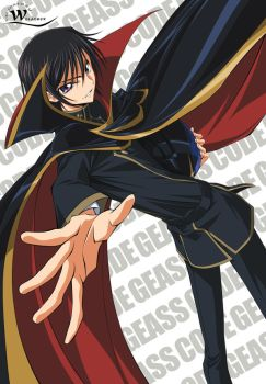 Lelouch by Wslasher