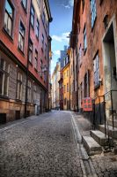 Stockholm Backstreet by Networ-k