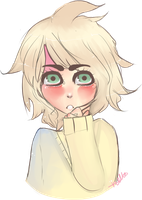 Komaeda by Neko-Kiss